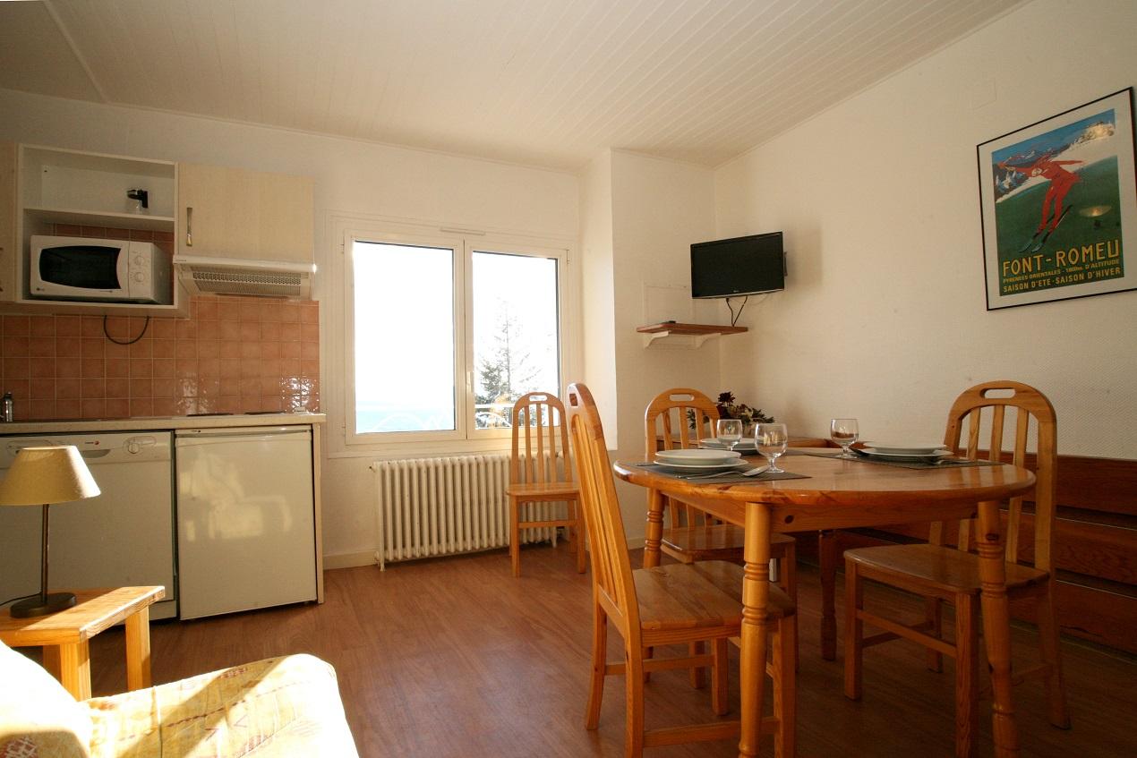 Apartamento 2 Habitaciones 4 6 Personas 3 Piso